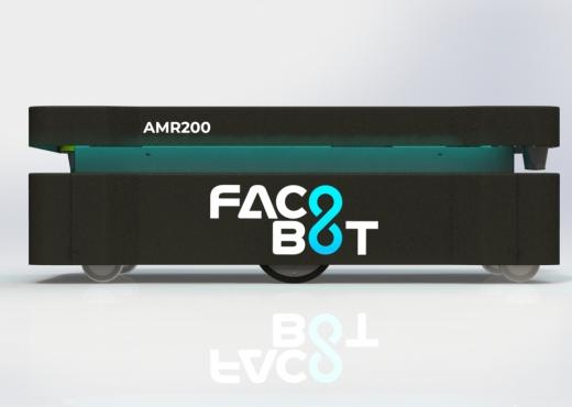 AMR Autonomous Mobile Robot FACOBOT by LERTVILAI